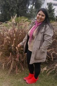 Perla Martinez, salió de San Lorenzo con la idea de estar un año pero ahora va por once