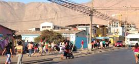 Sismo en Chile hizo evacuar a más de cien mil personas