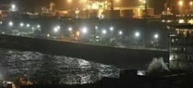La alerta de tsunami ya fue cancelado. Por otro lado hoy confirmaron la sexta víctima fatal. (Imagen elimparcial.com)