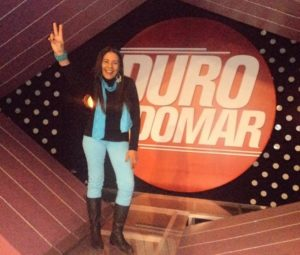 Graciela González. Programa Duro de Domar de Argentina.