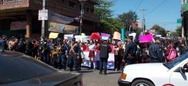 Estudiantes del CRESR se movilizaron exitosamente