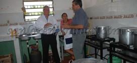 Concejales denuncian irregularidades en almuerzo escolar y Albino Ferrer desmiente