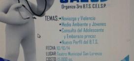 """Realizarán """"2do Seminario de Salud"""""""