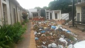 Según el director de aseo urbano, realizaron limpiezas antes de Navidad.