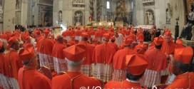 El 14 de febrero será el nombramiento oficial de los nuevos principes de la iglesia católica universal. (Imagen aciprensa.com)
