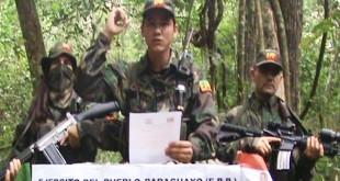 El autodenominado Ejército del Pueblo Paraguayo (EPP). Foto: Última Hora. (Archivo).