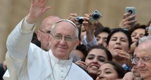 El Papa Francisco estará en nuestro país el 10, 11 y 12 de julio. Foto: Religión Digital.