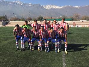 El equipo de la Albirroja Indígena de Paraguay. Foto: SND.
