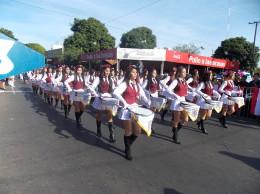 El desfile estudiantil será sobre la calle San Lorenzo. (Imagen archivo SLPY)