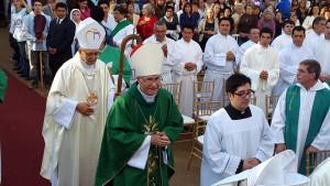 Monseñor Joaquin Robledo (Imagen archivo)