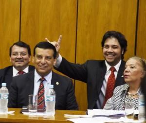 Ciudadanos en contra de la idea del diputado Óscar Tuma. FOTO:Archivo ABC Color.