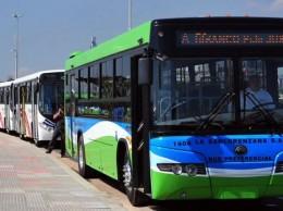 """Nuevos buses arriban para reemplazar a """"chatarras"""". FOTO ARCHIVO/ ÚLTIMA HORA"""