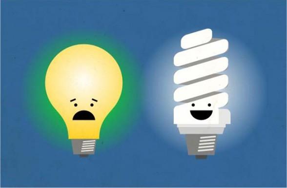 MOPC brinda consejos para disminuir el uso de electricidad en los hogares. FOTO/MOPC