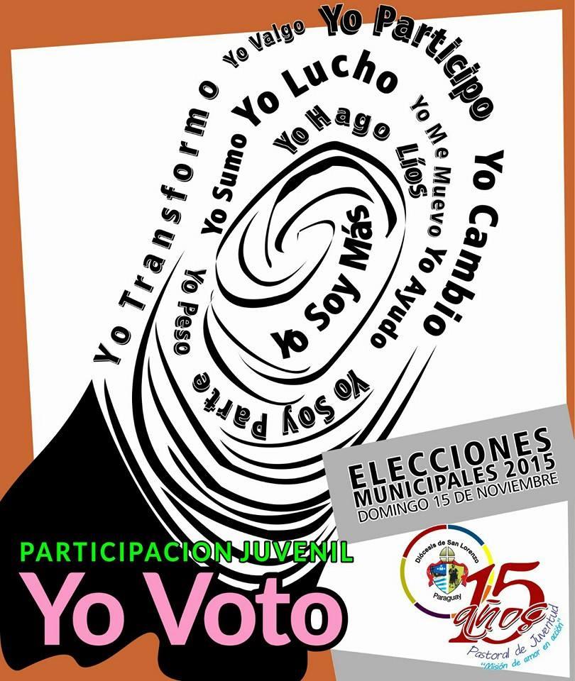 La creatividad de los jóvenes de la PJ de la Diócesis de San Lorenzo