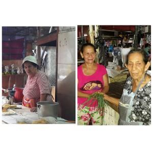 Doña Asunción, Simplicia y Evangelista, tres incansables mujeres trabajadoras