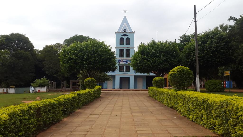 La parroquia Virgen de los Remedios tiene solo tres años como parroquia