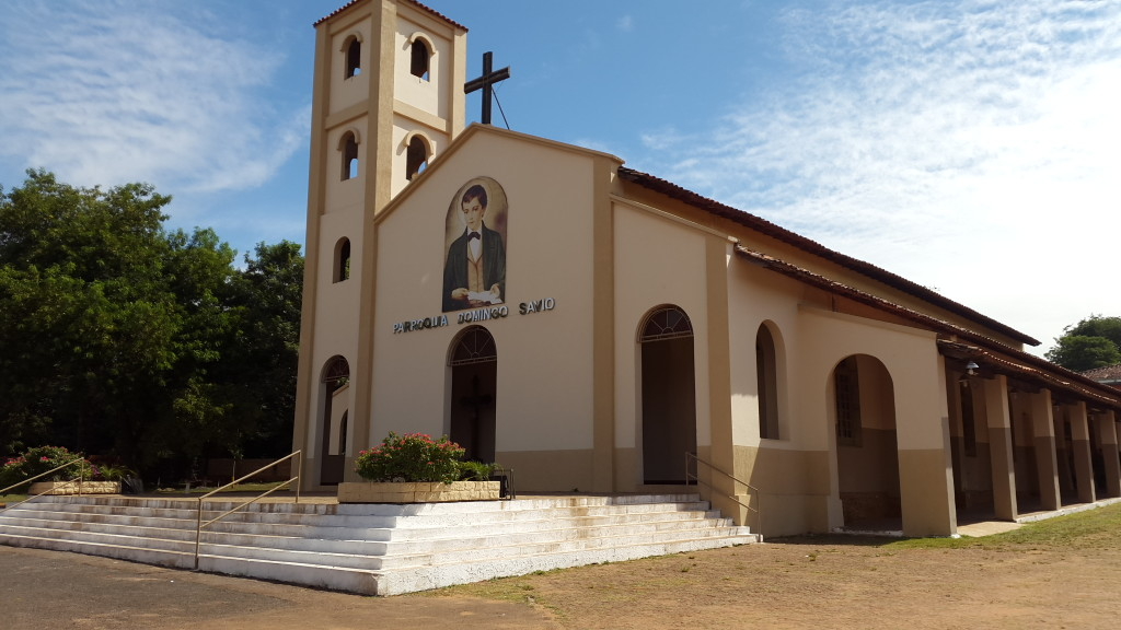 Parroquia Domingo Savio del Km 9
