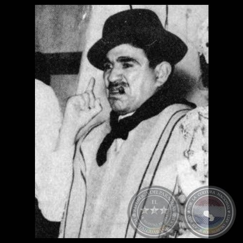 José L. Melgarejo nació en San Lorenzo el 13 de marzo de 1987