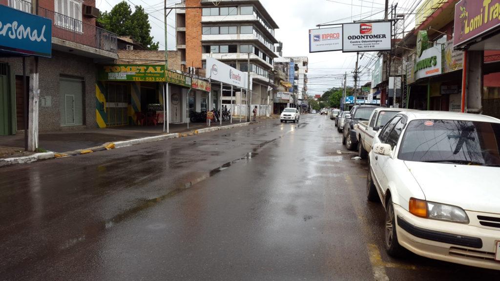 La calle 10 de Agosto nunca fue descartada por el proyecto como posible vía para los buses del Metrobus