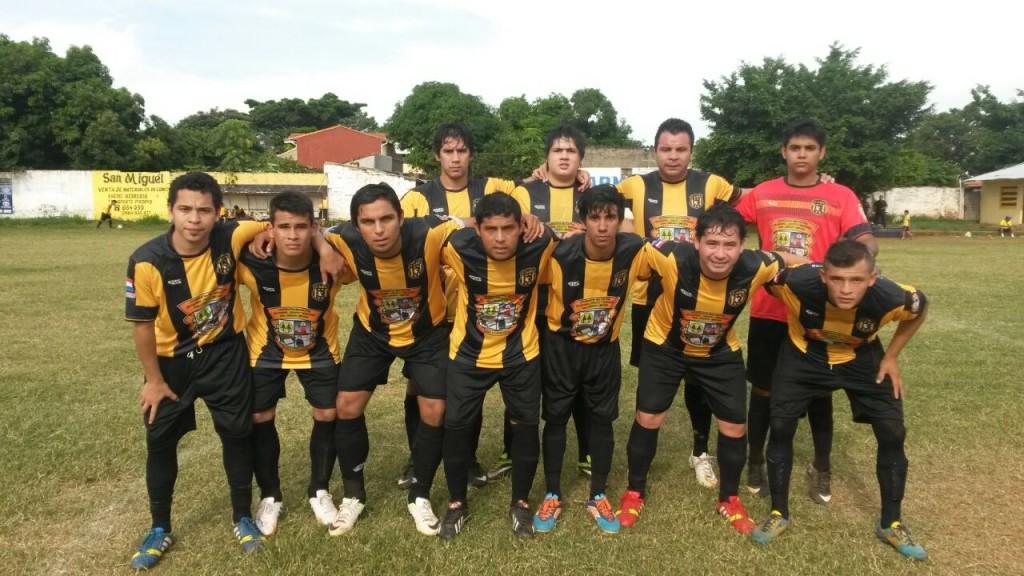 Club Barrio Guarani