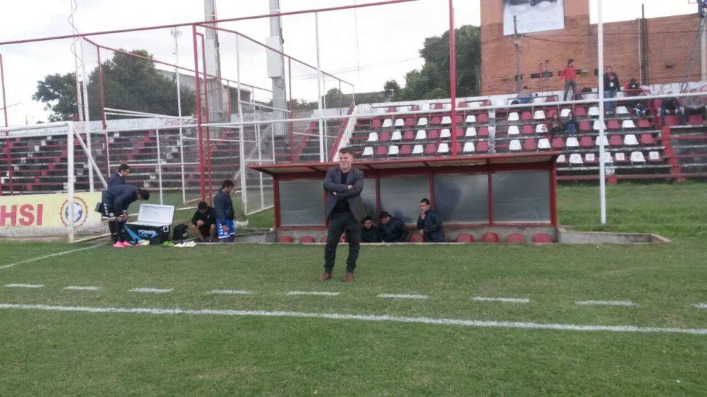 El tecnico del Rayadito Xavi Roura también fue expulsado de la cancha