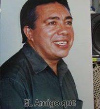 Ramon Riquelme, falleció el 31 de mayo del 2010