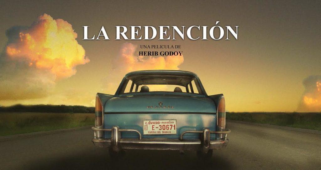 """Lanzamiento teaser oficial de la Película Paraguaya """"La Redención"""""""