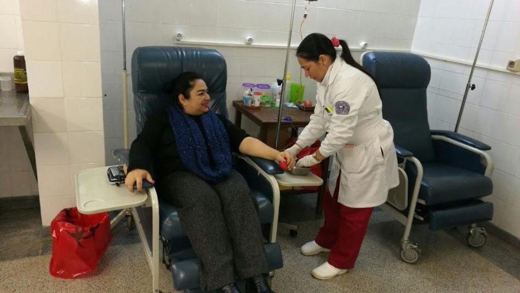 Clínicas habilita Servicio de Hemoterapia para transfusiones y tratamientos de recambio celular